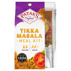 Patak's Tikka Masala Curry Meal Kit