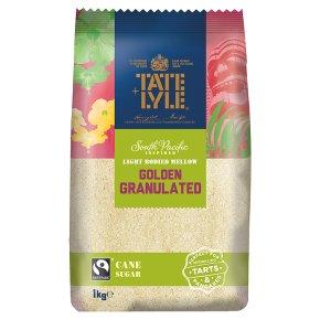 Tate & Lyle Fairtrade Golden Granulated Sugar