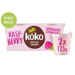 Koko Dairy Free Raspberry
