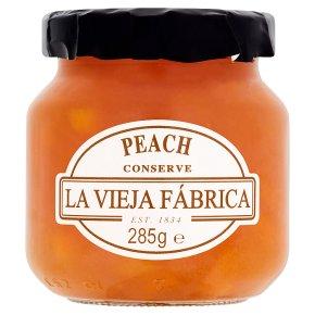 La Vieja Fábrica Peach Conserve