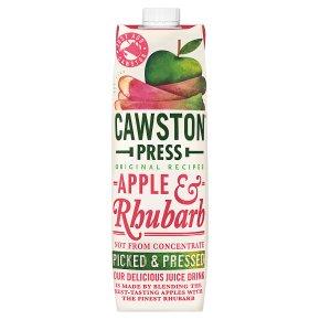Cawston Press apple & rhubarb