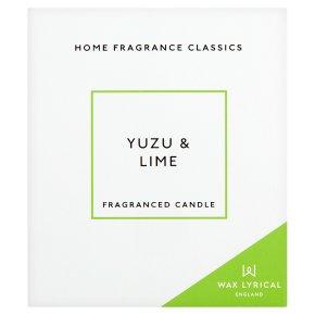 Wax Lyrical Yuzu & Lime