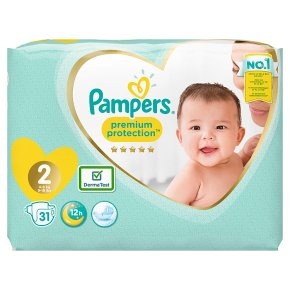 Pampers New Baby 4-8kg Size 2