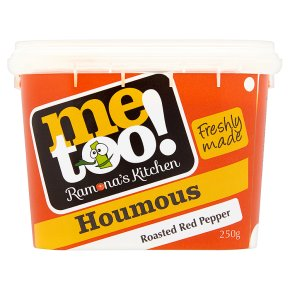 Me Too! Houmous Roasted Red Pepper