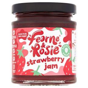 Fearne & Rosie Reduced Sugar Strawberry Jam