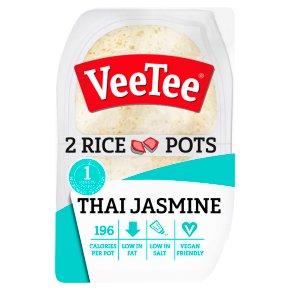 VeeTee Thai Jasmine Rice Pots