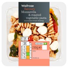 Waitrose Mozzarella & Roasted Vegetable Pasta