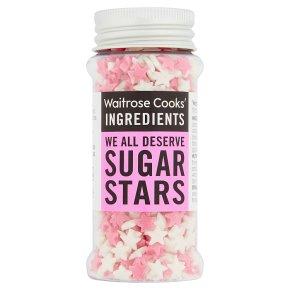 Cooks' Ingredients sugar stars
