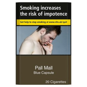 Pall Mall Blue Capsule KS