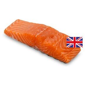 Waitrose fresh Scottish salmon fillet
