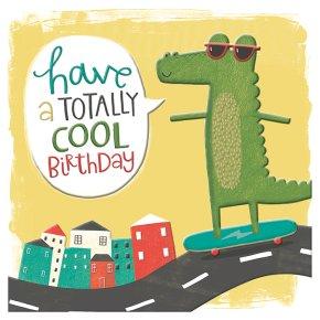 Astonishing Kids Happy Birthday Card Waitrose Partners Personalised Birthday Cards Paralily Jamesorg