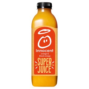 innocent super juice orange