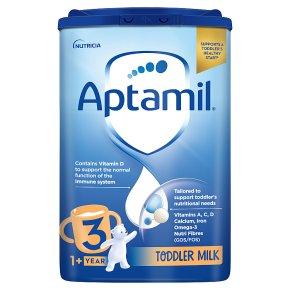 Aptamil 3 Growing Up Milk Powder 1-2Y
