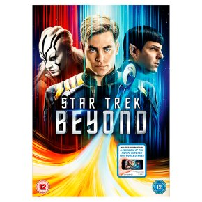 DVD Star Trek: Beyond