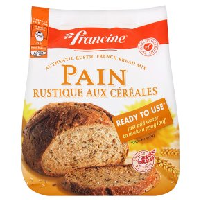 Francine Pain Rustique Aux Céréales
