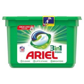 Ariel 19 Pods Bio