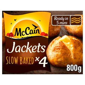 McCain 4 Ready Baked Jackets