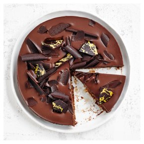 Heston from Waitrose Cracking Chocolate Tart