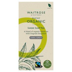 Waitrose Duchy Earl Grey Loose Leaf Tea
