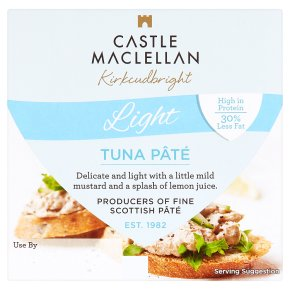 Castle MacLellan Light Tuna Pâté