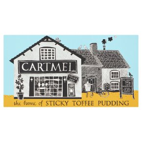Cartmel sticky toffee pudding
