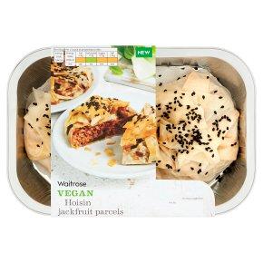 Waitrose Vegan Hoisin Jackfruit Parcels