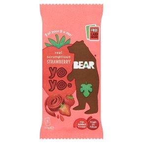 Bear 2 strawberry yo yos