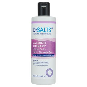 Dr Salts+ Calming Bath & Shower Gel
