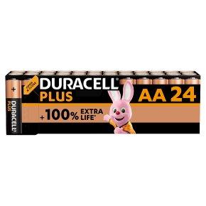 Duracell Plus Power AA Batteries Alkaline