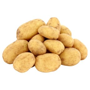 Waitrose loose Ayrshire potatoes