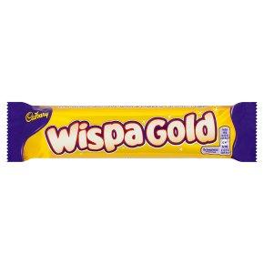 Cadbury Wispa Gold chocolate bar