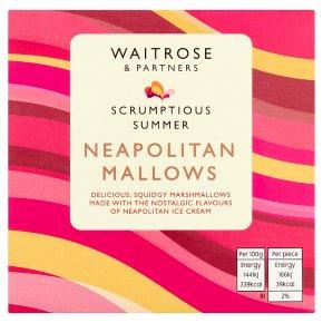 Waitrose Neapolitan Mallows