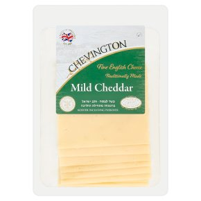 Chevington mild cheddar, 10 slices