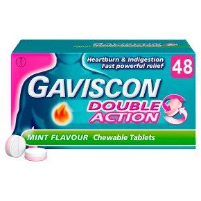 Gaviscon Double Action Tablets