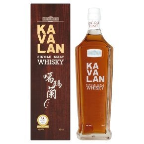 Kavalan Classic Taiwanese Single Malt Whisky