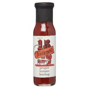 Tracklements tomato & pepper ketchup