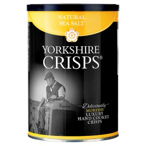 Yorkshire Crisps - lightly sea salted