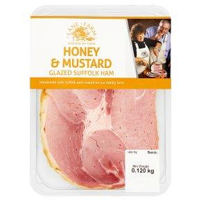 Lane Farm Honey & Mustard Glazed Suffolk Ham