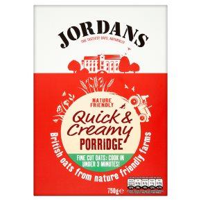 Jordans quick & creamy porridge