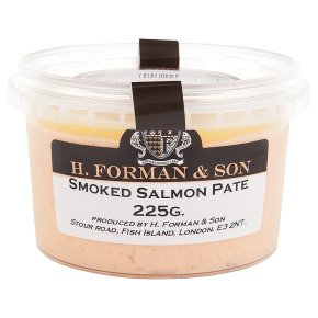 H.Forman & Son Smoked Salmon Pate
