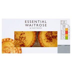 Waitrose Egg Custard Tarts