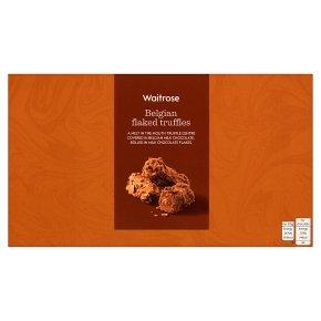 Waitrose Belgian Milk Chocolate Truffles