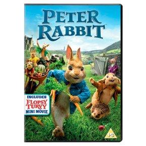 Peter Rabbit DVD