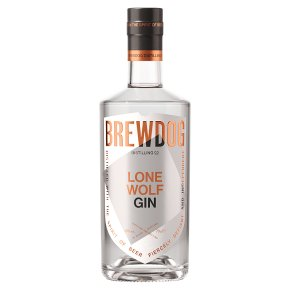 Lone Wolf London Dry Gin Aberdeenshire