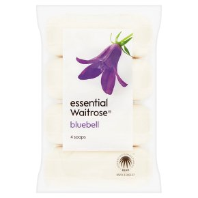Essential Bluebell Soap Bars