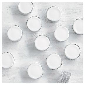 12 Fiona Cairns Undecorated Celebration Cupcakes