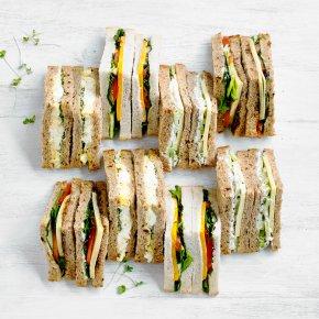 Sandwich Platter - vegetarian