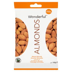 Wonderful Almonds Natural