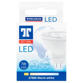 Tungsgram LED Energy Smart 7W GU 5.3
