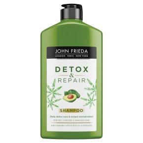 John Frieda Shampoo Detox & Repair